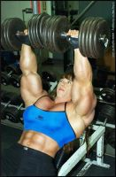 Chest pressing legend by jderril