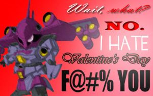 SDG Valentine - Doga Purple by Shockbox