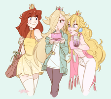 Girls Day Out by Skirtzzz