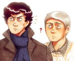 John and Sherlock by Sukai-yume