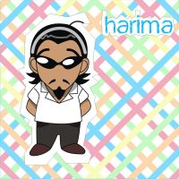 Harima vector by chii00
