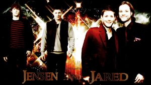 Jensen and Jared by Lauren452