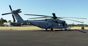 Sikorsky CH-53 by shelbs2
