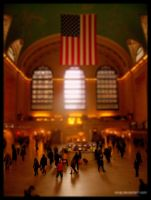Revisiting Grand Terminal - Tilt Shift by eivaj