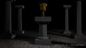 Mystery of the Chalice of the Pillars [Pers. Two] by BrodyBlue