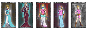 Lineage Bookmarks by UndyingNephalim