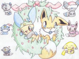 .:Merry Christmas:. by Leslichu