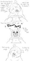 Bad comparison bear by CunningFox
