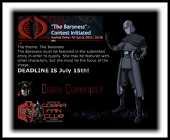 The Baroness Contest by Woody-Lindsey-Film