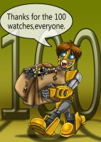 100+ watches :) by Micgrol