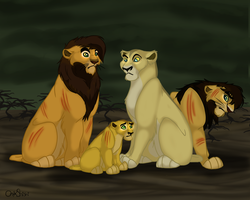 The Perfect Family by OnyxShiShi