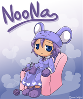 Noona by Coffgirl