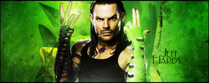 Jeff Hardy by Y2Joker