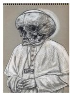 Pope by jamorro