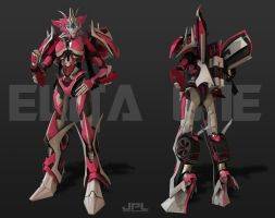 TFP - Elita One BEAST HUNTERS by X4vrztesp