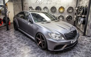 2014 Prior Design Benz S-Class V3 Widebody by ThexRealxBanks