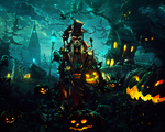 scarecrow Halloween by BriGht-liGht-NSH