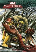 Sabretooth MM3 Sketch Card by DKuang