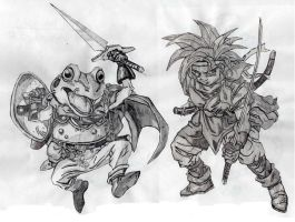 Chrono Trigger by Amichan10