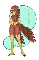 AT: Harpy by NickH49