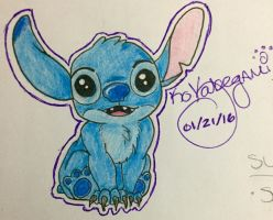 Stitch by Daughter-of-Kabegami
