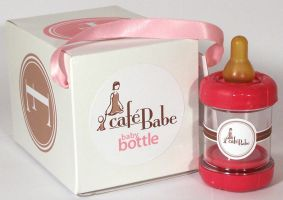 CafeBabe Baby Bottle by KernChick