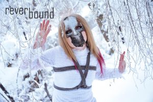 metal mask in snow by reverbound