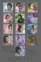 Super Junior - BitC 1 icons by powerofsong