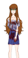 Tattered Esther -colored- by SqueakyTachibana