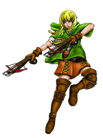 Linkle by HarlandGirl
