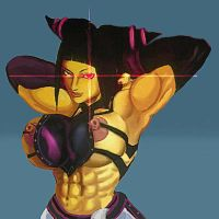 SF - Juri Han FMG by GiantB00bzSupremacy