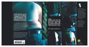 Phallus Palace Book Cover by My-God-Issa-Girl