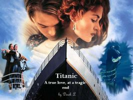 Titanic-A Love Story by ThroughTheLies