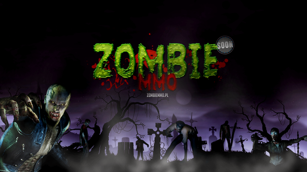 Zombie MMO Game Commercial Concept by MSorrowDesigns