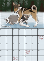 February by Hollow-Heaven