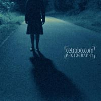 ALONE IN THE NIGHT by cetrobo