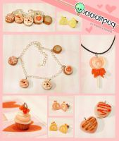 Valentine's Day 09 Claythings by lololollipop