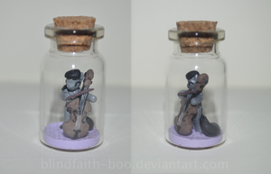 Octavia in a bottle *2 by Blindfaith-boo