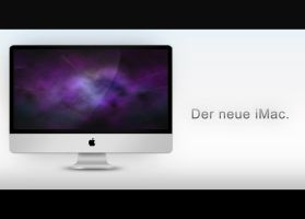 The new iMac by Black-Metz