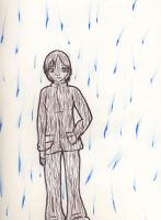 In The Rain by brenbrenchan