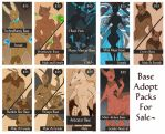 Adopts Bases for Sale ::Open forever:: ~ by FsMaverick
