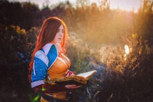 Triss-Merigold-(The-Witcher)-1 by VirdaSeitr