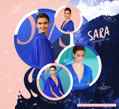 Photopack 26843 -  Sara Sampaio Phot by xbestphotopackseverr