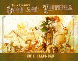 2015 calender available now! by BrianKesinger