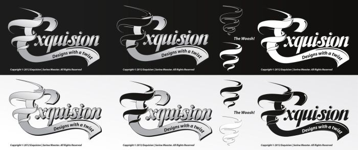Official Exquision Logo 2012-timeless by Exquision