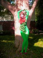 Poison Ivy cosplay by beautifulxmoon