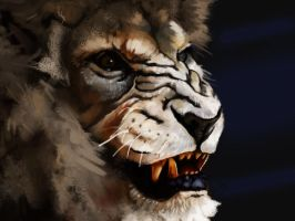 Tiger by DiceNwn