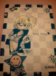 Edo Lucy by Drawing-Heart