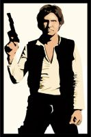 Han Solo by one-girl-army