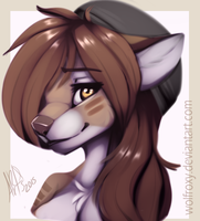 Mareena by WolfRoxy